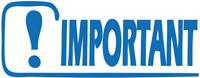 COLOP Printer 20 Formule  IMPORTANT